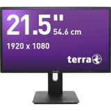 TERRA LED 2256W PV schwarz DP, HDMI GREENLINE PLUS ()